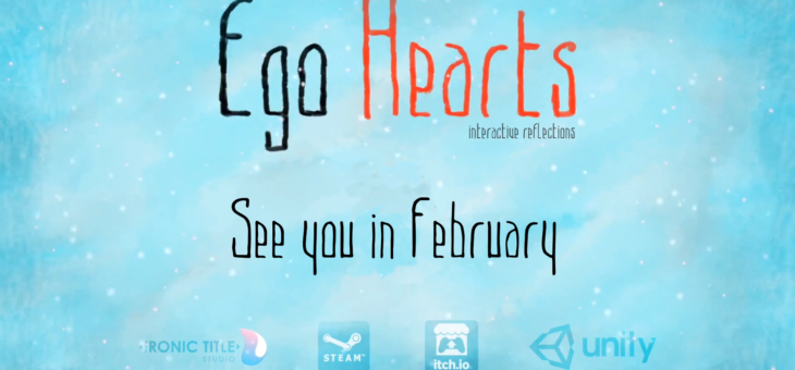 Ego Hearts Announcement